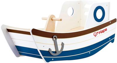 Balancin para bebes en forma de barco