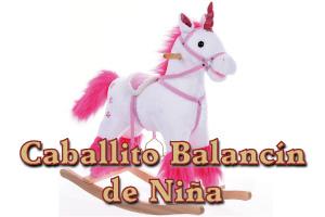 Caballito Balancín de Niña